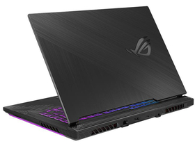 Asus ROG Strix G15 G512LV-HN062 gamer notebook, fekete