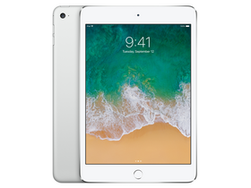 Apple iPad mini 4 Wi-Fi 128GB, ezüst (mk9p2hc/a)