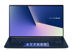 Asus ZenBook UX434FLC-A5214T notebook, HUN, modrý + Windows10