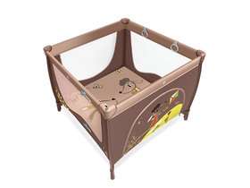 Tarc de joaca Baby Design Play UP, Brown
