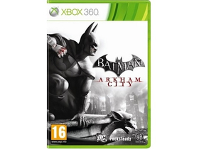 Игра  Batman Arkham City  за Xbox 360