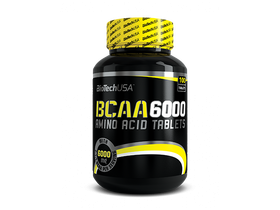 BioTech USA BCAA 6000, 100 ks