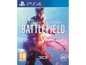 Battlefield V Deluxe Edition PS4 hra