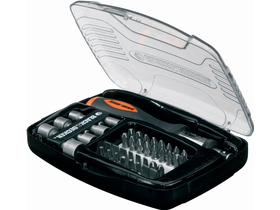 Black & Decker A7062 Set Schraubendreher Ratsche