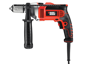 Ударна бормашина Black & Decker KR705K+ сантиметър Black & Decker BDHT0-30092 (5m)