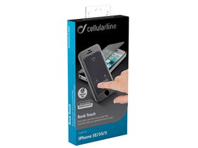 CellularLine Book Touch калъф за iPhone SE/5S/5