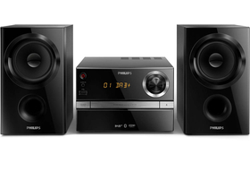 Philips BTB1370 Bluetooth/DAB+/CD mikro HiFi systém
