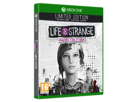 Square Enix Life is Strange: Before the Storm Limited Edition Xbox One játékszoftver