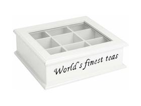 "Butlers Campagne ""Worlds finest teas"" teás doboz"