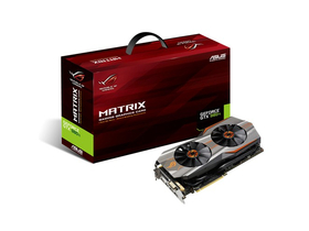 Asus Matrix GTX 980 Ti 6GB GDDR5 (384 Bit) Gaming grafična kartica (MATRIX-GTX980TI-6GD5-GAMING)