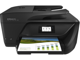 HP OfficeJet 6950 Multifunktions-Tintenstrahldrucker (FAX, P4C78A)