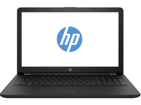 HP 15-RA048NH 3QT62EA notebook, fekete