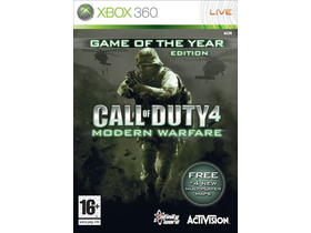 Call of Duty 4 - Modern Warfare Xbox 360