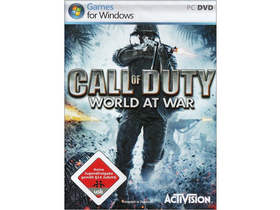 Call of Duty 5 World at Wa PC hra