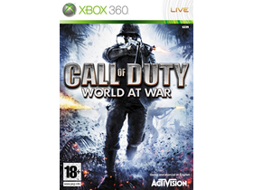 Call of Duty 5 - WAW XB360 hra