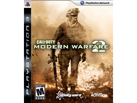 Call of Duty 6 - Modern Warfare 2 PS3 játékszoftver