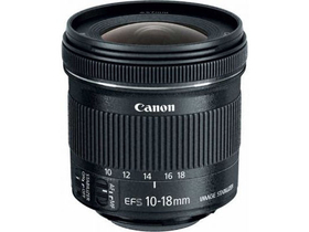 Обектив Canon 10-18/4.5-5.6 IS STM EF-S +сенник