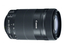 Обектив Canon 55-250/F4-5.6 EF-S IS STM   + starter kit