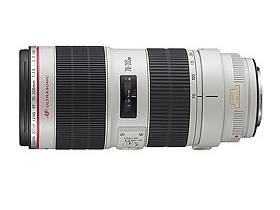 Canon 70-200mm / F2.8 USM EF-L IS II objektiv