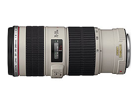 Canon 70-200mm / F4 IS USM EF-L objektiv