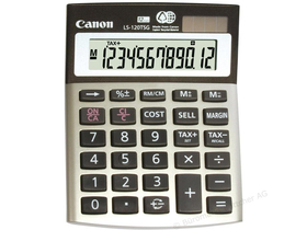 "Calculator Canon LS-120TSG ""Zöld"""