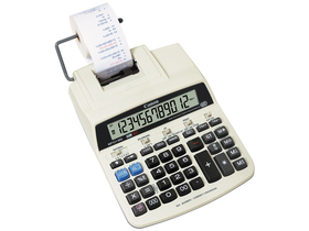 Calculator de birou Canon MP121-MG, alb
