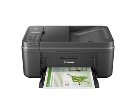 Imprimanta multifunctionala  Canon Pixma MX495 wireless cu fax, negru