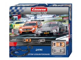 Carrera Digital 132  DTM Countdown