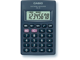 Calculator de buzunar Casio HL4