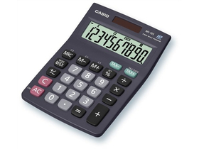 Calculator de buzunar Casio, 10 digit