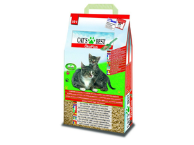 Trixie CHIPSI3 Chipsi Cats Best Eco Plus macskaalom, 10l (4,3kg)