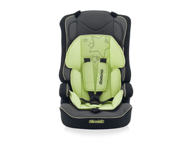 Scaun auto Chipolino DOMINO 9-36 kg, lime