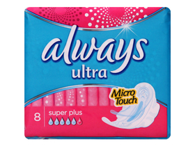 Always Ultra Super Plus 8 ks