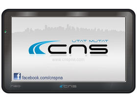 CNS Globe NEO navigacija + CNS MAP8 EU softver