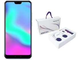 Telefon Honor 10 4GB/64GB Dual SIM, Grey (Android)