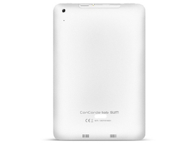 ConCorde Tab SLIM 16GB tablet, White (Android)