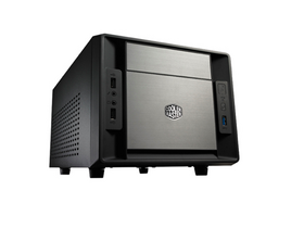 Carcasă PC Cooler Master mITX Elite 120 Advanced RC-120A-KKN1, negru