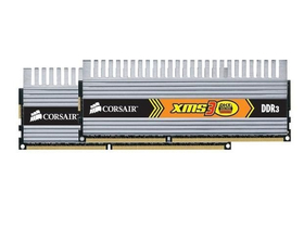 Памет Corsair C9DHX 4GB (2x2GB kit) 1600MHz DDR3