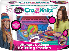 Cra-Z-Knitz Trendy Design Studio