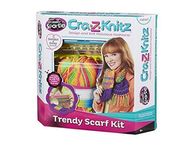 Cra-Z-Knitz Knitting Station, Stricken