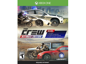 The Crew Ultimate Edition Xbox One játékszoftver