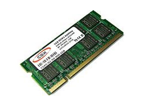 CSX 1GB DDR2 667Mhz Notebook RAM