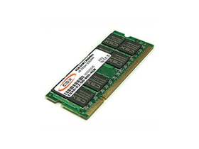 CSX ALPHA Notebook 4GB DDR3 (1333Mhz, 256x8, CL9) Standard pamäť
