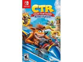 Crash Team Racing Nitro-Fueled Nintendo Switch igra