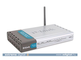 D-Link DI-624 108Mbps WLAN router