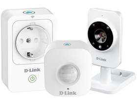 D-Link mydlink Smart Home HD Starter Kit (DCH-100KT)