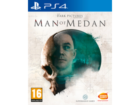 The Dark Pictures: Man of Medan PS4 igra