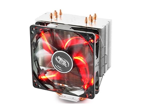 DeepCool CPU GAMMAXX 400 RED