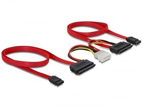 Delock 84239 SATA All-in-One kabel