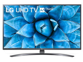 LG 43UN74003LB webOS SMART 4K Ultra HD HDR LED телевизор